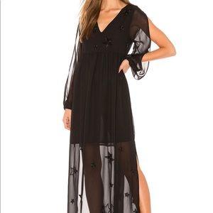 CHASER star maxi dress